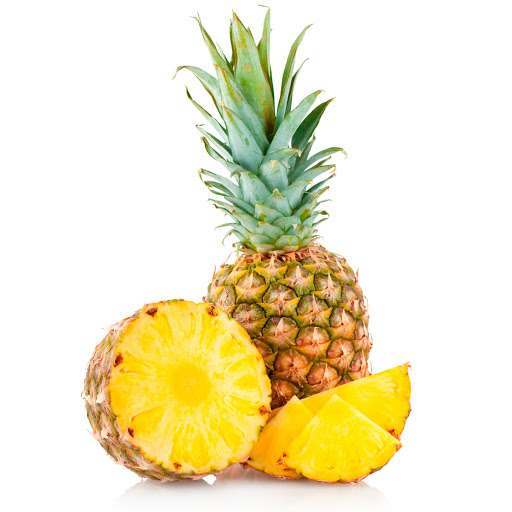Pineapples Fresh fruit vegetables home delivery Caboolture Bribie Island Burpengary Morayfield Beachmere Sandstone Point Toorbul Ningi Banksia Beach Bellara White patch Bongaree